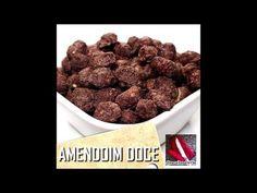 Amendoim doce (microondas) » Receitas em 15 Segundos