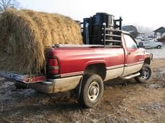 Best Fuels For Off-Grid Survival - Ask a Prepper Off Grid Survival, Survival Prepping, Gas Powered Generator, Types Of Farming, Diy Cabin, Off Grid Cabin, Heavy Truck, Equipment For Sale, Car Makes