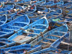 El puerto de Essaouira - Port of Essaouira by Montse Marsé, via Flickr