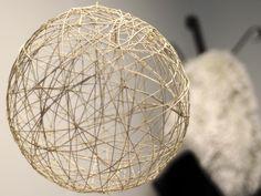 Tutoriel DIY : Comment créer une suspension décorative facilement ? Une décoration suspendue facile et pour tous vos évènements