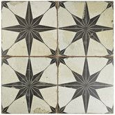 "Found it at Joss & Main - Pacifica 17.63"" x 17.63"" Ceramic Field Tile in Black"