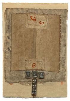 irini gonou, incantation pinax 23X34cm