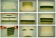 Bits of Paper: Punch Storage Unit