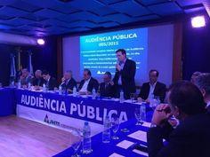 """Imagem ilustrativa      """"AVISO DE AUDIÊNCIA PÚBLICA Nº 010/2016   A Diretoria da Agência Nacional de Transportes Terrestres – ..."""
