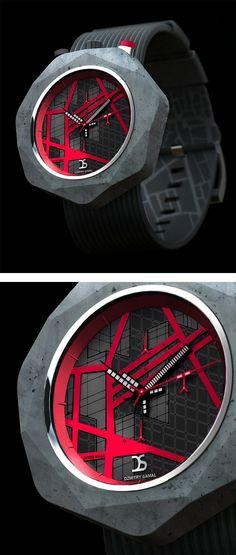 Concrete Watches_ dzmitry samal