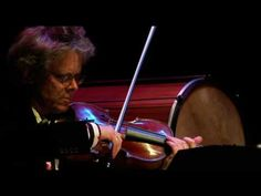 """Kronos performs """"Lullaby"""" live at Barbican Hall's Ramadan Nights Festival in London on September 26, 2008."""
