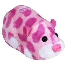 Zhu Zhu Pets Hamster Pookie by Cepia LLC. $24.99. Make playtime more fun with interactive realistic hamsters. They are artificially intelligent hamsters that talk and move around their habitat.