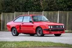 Escort Mk1, Ford Escort, Ford Motorsport, Ford Rs, Cars Uk, Heavy Machinery, Car Photos, Motor Car, Ford Mustang