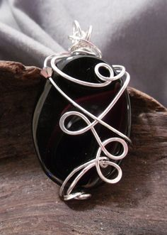 Painted Ladies Wire Wrap Jewelry (Bindings 0913)