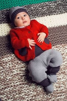 Kostenlose Anleitung: Babyoutfit - Initiative Handarbeit