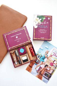 Benefit's Do The Hoola Kit* Do The Hoola is brand new beauty kit from Benefit Cosmetics and if you're a fan of Benefit's Hoola Bronzer Powder (which you can now personalise!), you might be interested in the Do The Hoola… Makeup Goals, Love Makeup, Beauty Makeup, Benefit Makeup, Benefit Cosmetics, Makeup Blog, Makeup Dupes, Expensive Makeup Brands, Gloss Matte