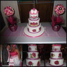 Ang & Raines wedding present