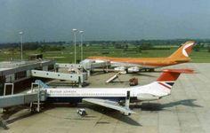 British Airways ('BA') BAC Super VC10 (Series 1150) G-ASGI (c/n: 859).