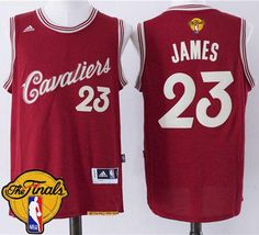 Buy NBA Cleveland Cavaliers 23 Lebron James Red Christmas Day Swingman  Jersey from Reliable NBA Cleveland Cavaliers 23 Lebron James Red Christmas  Day ... fe8a4efe2
