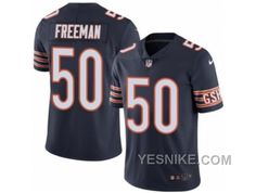 http://www.yesnike.com/big-discount-66-off-mens-nike-chicago-bears-50-jerrell-freeman-limited-navy-blue-rush-nfl-jersey.html BIG DISCOUNT ! 66% OFF ! MEN'S NIKE CHICAGO BEARS #50 JERRELL FREEMAN LIMITED NAVY BLUE RUSH NFL JERSEY Only $25.00 , Free Shipping!
