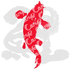 【カープTシャツ】鯉の滝登りCARP(カープ)【個性的で珍しいオリジナルイラスト魚Tシャツ】   デザインTシャツ通販 T-SHIRTS TRINITY(Tシャツトリニティ)