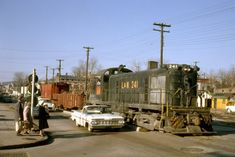The L. &. N. on Saratoga, Newport, Kentucky