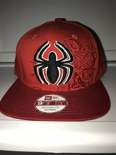 5836a54667c New Era Marvel Spider-Man panel pop snapback 9FIFTY I Cant