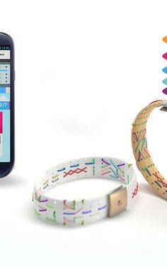 8 Brilliant Concepts For The Future Of Wearable Tech   Co.Design   business + design #stepjournal #lifelogging #wearables