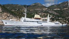 Introducing Christina O, the former yacht of shipping tycoon Aristotle Onassis. But this isn't just any old luxury liner -- it's the backdrop to one of the most high-profile romances of the 20th century.