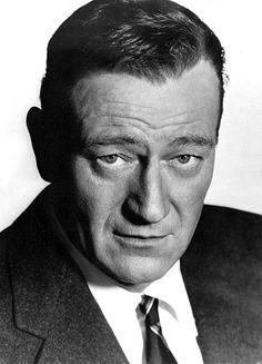 * John Wayne *