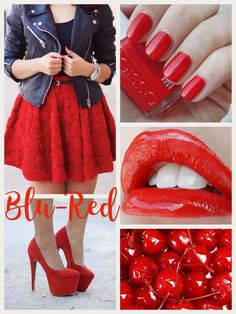 Blu-Red LipSense: kiss proof, smudge proof, waterproof and life proof! To order click on the picture!