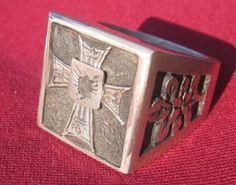 Deutschmeisterring Decorative Boxes, Crests, Friends, Decorative Storage Boxes