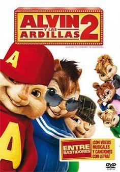 Ver película Alvin y las ardillas 2 online latino 2009 gratis VK completa HD sin…
