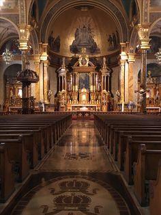 St John Cantius, Catholic Saints, Chicago Illinois, Supreme, Religion, Spirituality, Board, Wedding, Altars