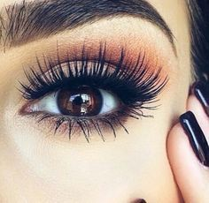 Longer and Fuller Eye Lashes