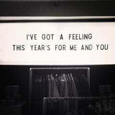 lyshaeskro:  dear-abigail:  Oh, I hope.  ^  i know this year's for me and you.
