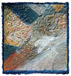 Land XIX SOLD by Brenda Hartill RE available for sale from Saffron Gallery
