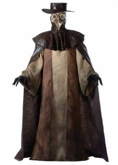 Assassin's Creed Style Plague Doctor Costume