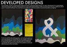 Developed Designs 2.