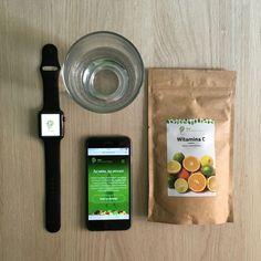 #vital.diet #livelightlivehealthy #branding of Vital #applewatch #iphone