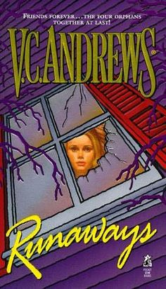 V.C. Andrews book from The Orphan Series Book #5