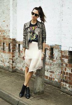 ☆ Rock 'n' Roll Style ☆ Goldie London #blogger #fashion #mode #spritzi