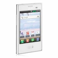 """LG Optimus Logic in White (Net10) by LG. $59.99. LG Optimus Logic in White for Net10.  The LG Optimus Logic offers you a 3.2"""" touchscreen, Android 2.3, 3G/Wifi Connectivity, 3MP Camera/Video Recorder, Bluetooth technology. Gravity Sensor, Access to Google Play and More!  Included with the LG Optimus Logic: battery, wall charger, USB cable, 4GB MicroSD Card, SIM card and services guide.  THIS PHONE CAN ONLY BE USED WITH NET10 SERVICE.  IT CANNOT BE UNLOCKED OR USED W..."""
