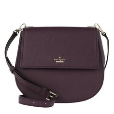 Kate Spade New York Taschen   Umhängetaschen   Crossbody Bags Cameron Street Byrdie Crossbody Mahogany in rot - Fashionette