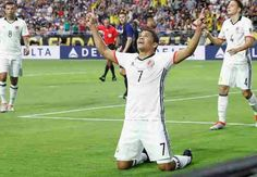 USA 0 Colombia 1 in 2016 in Glendale. Carlos Bacca scored after 31 minutes in the 3/4th place play-off at Copa America.