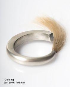 Farah Bandookwala (UK) hair ring