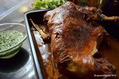 Friptura de miel la cuptor cu usturoi Romanian Food, Pork, Food And Drink, Turkey, Chicken, Cooking, Recipes, Paste, Knits