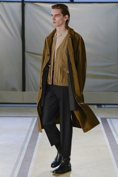 Lemaire Fall 2017 Menswear Collection Photos - Vogue