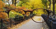 New York Snaps into Focus through Bespectacled Animated Cinemagraphs New York glasses gifs