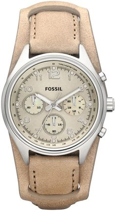 CH2794 - Authorized Fossil watch dealer - LADIES Fossil FLIGHT, Fossil watch, Fossil watches