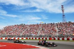 2014 Canadian Grand Prix, Montreal, Canada #STR9 #GOTOROROSSO #CANADIANGP #F1