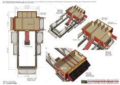 home garden plans: S110 _ Chicken Coop Plans - Chicken Coop Design - How To Build A Chicken Coop