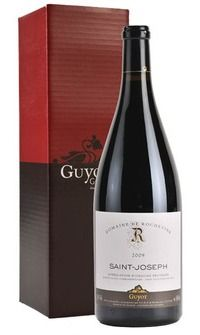 """MyGoodWines - Magnum de Saint-Joseph """"Domaine de Rochevine"""" Maison Guyot en coffret Saint Joseph, Magnum, Bottle, Wine Gift Sets, Home, Flask"""