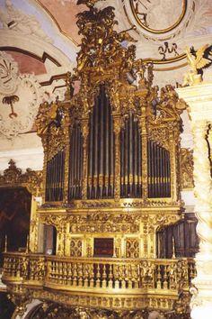 Órgão da Igreja de Santa Catarina do Monte Sinai, Lisboa