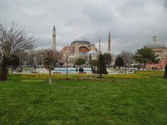 Out of Office: Istanbul - Hagia Sofia/Ayasofya Istanbul, Taj Mahal, Building, Places, Travel, Viajes, Buildings, Destinations, Traveling